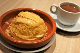 Ensaymada, buko pie given new twist as Manam launches dessert menu