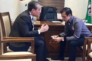 Panama envoy wants to help Mayor Isko develop Manila