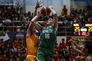 NCAA: CSB Blazers fend off Mapua on the road for 3rd straight win