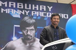 Pacquiao tells Floyd: If you care so much about your 0, then don't fight