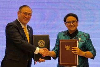 Philippines-Indonesia sea border pact comes into force