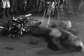 3 sugatan sa banggaan ng motorsiklo, truck sa Butuan City