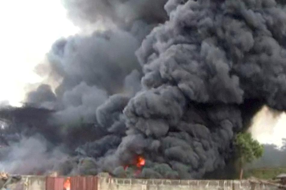 Tanzania tanker blast kills dozens as crowd siphons fuel 1