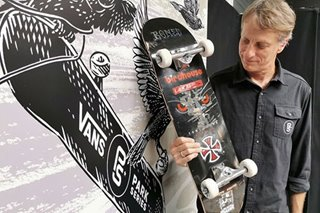 Skateboarding does not need Olympic validation, says Tony Hawk