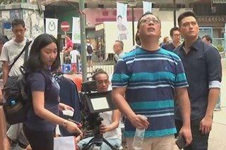 Ilang artistang Pinoy, crew nahirapan mag-shooting sa HK sa gitna ng protesta