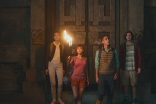 Bagong adventure ni Dora the explorer, tampok sa live-action movie
