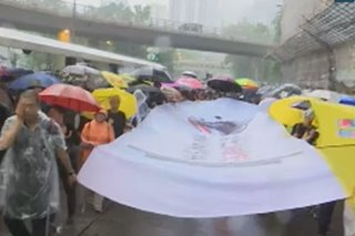 Ethnic minorities in Hong Kong seen staying away from protests