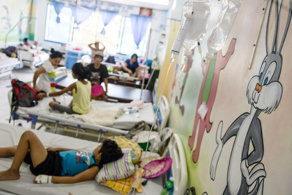 Dengue persists in Cagayan de Oro