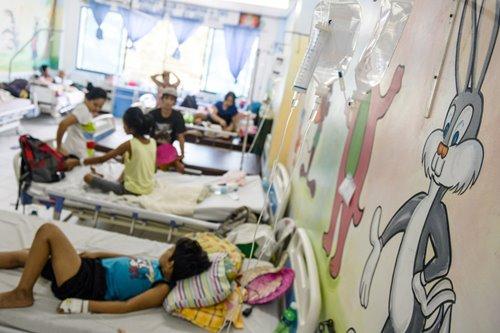 Dengue cases in 2019 near 200,000