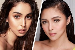 'We're both shaking!' Kim Chiu, Julia Barretto have playful exchange on Instagram