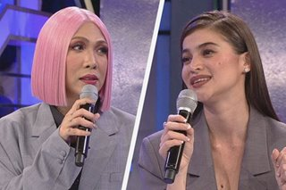 'Have you ever cheated?' Vice Ganda asks Anne Curtis