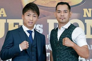 Boxing: Donaire preparing for chess match in November world-title fight
