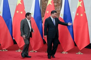 China's Xi calls for stronger ties with Philippines amid maritime row
