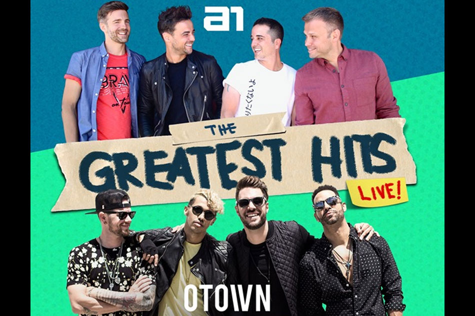 90s boy bands A1, O-Town to perform in Manila | ABS-CBN News