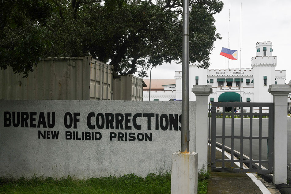 DOJ: 2,139 convicts released early for good conduct have surrendered