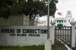 BuCor relieves some 300 Bilibid guards