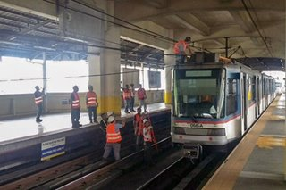 MRT-3 officials to investigate cut power cable