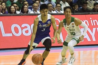 UAAP 82: Ateneo staves off late rally to down La Salle