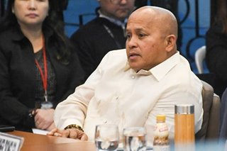 Bato sought authority to release inmates as BuCor chief