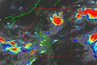 Marilyn maintains strength, landfall in PH still unlikely