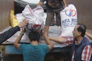 3.6 milyong sako ng NFA rice sinimulan nang ibuhos sa mga pamilihan