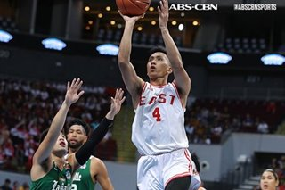 UAAP 82: Rey Suerte proves to be lucky charm, as UE shocks La Salle