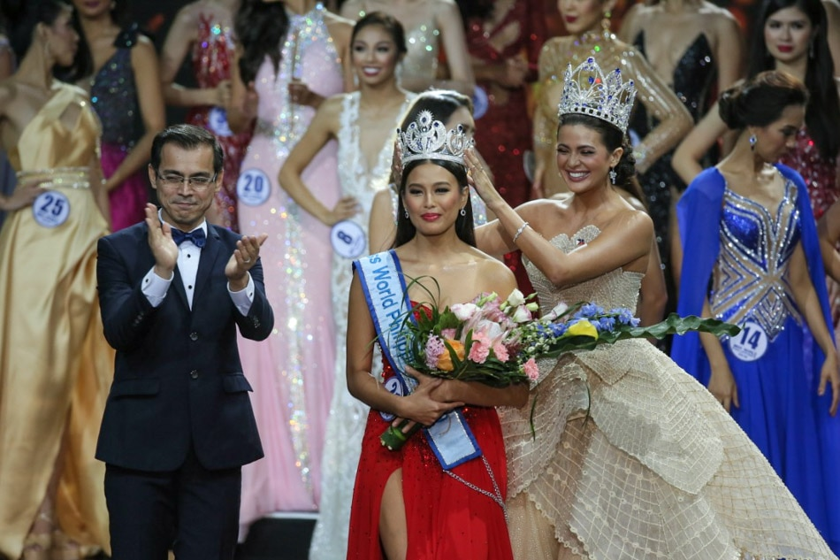 Michelle Dee is Miss World Philippines 2019