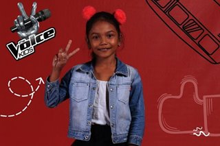 'The Voice Kids 4': Misamis girl moves on to next round with Aegis hit