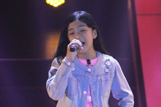 'The Voice Kids 4': Ilocos Norte gal charms Lea with clear vocals