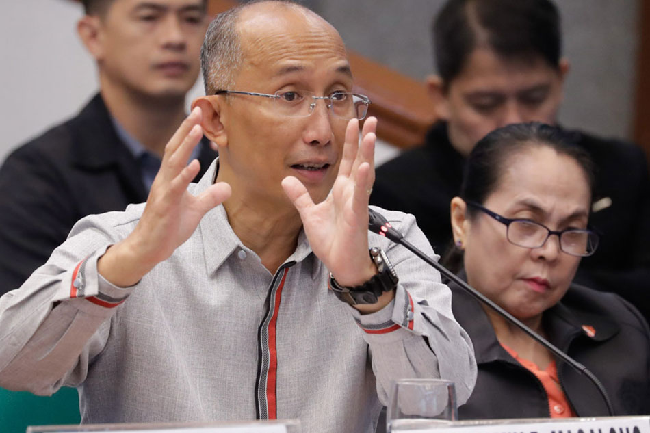 Ex-CIDG chief appears at Senate probe on BuCor corruption