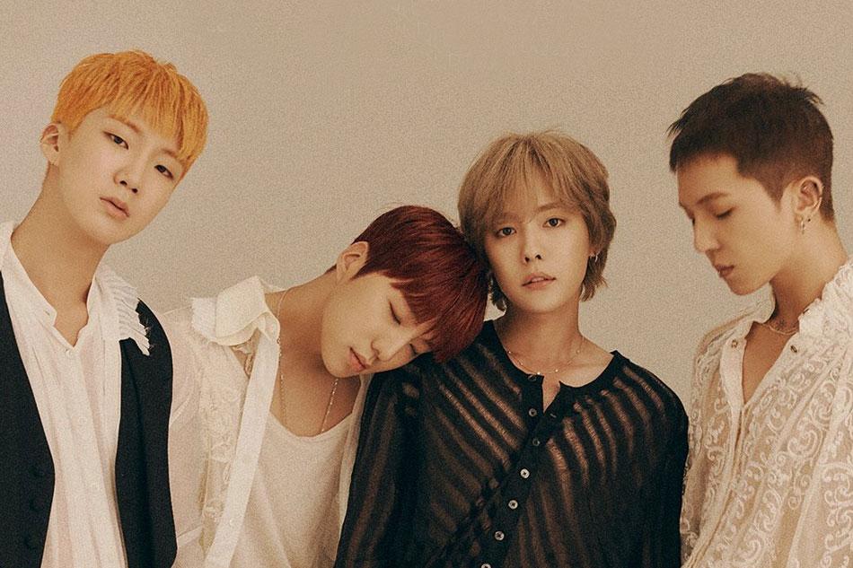 K-pop group Winner to return to Manila in January
