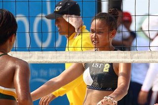 UAAP: UST eyes title defense as beach volleyball opens Sunday