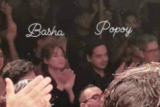 John Lloyd Cruz, Bea Alonzo watch 'Himala' musical together