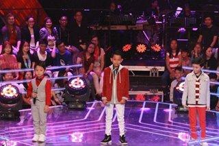 'Voice Kids 4' battles: Ian vs Kurt vs Johnrey