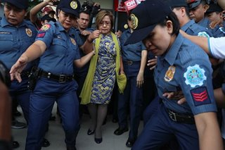 Sotto, Lacson denounce US senators over De Lima proposal