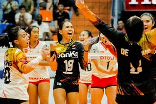 PVL: BanKo arrests skid in payback win