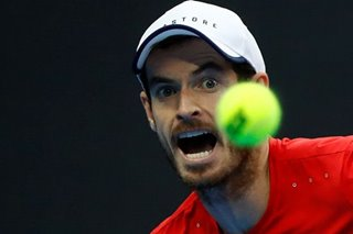 Murray's China Open run meets brave end in quarter-finals