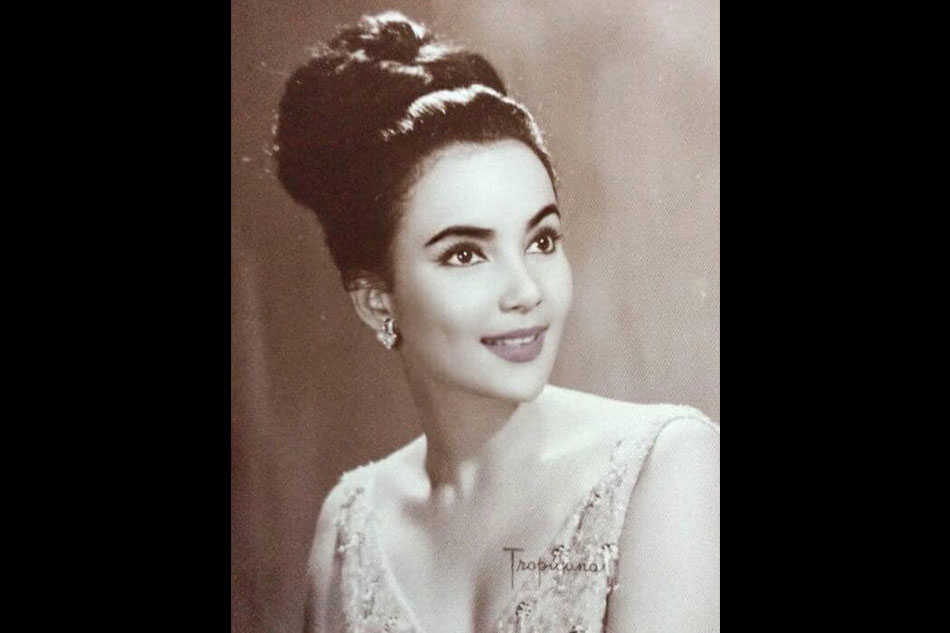 Remembering Amalia Fuentes, the Philippines' 'Elizabeth Taylor'