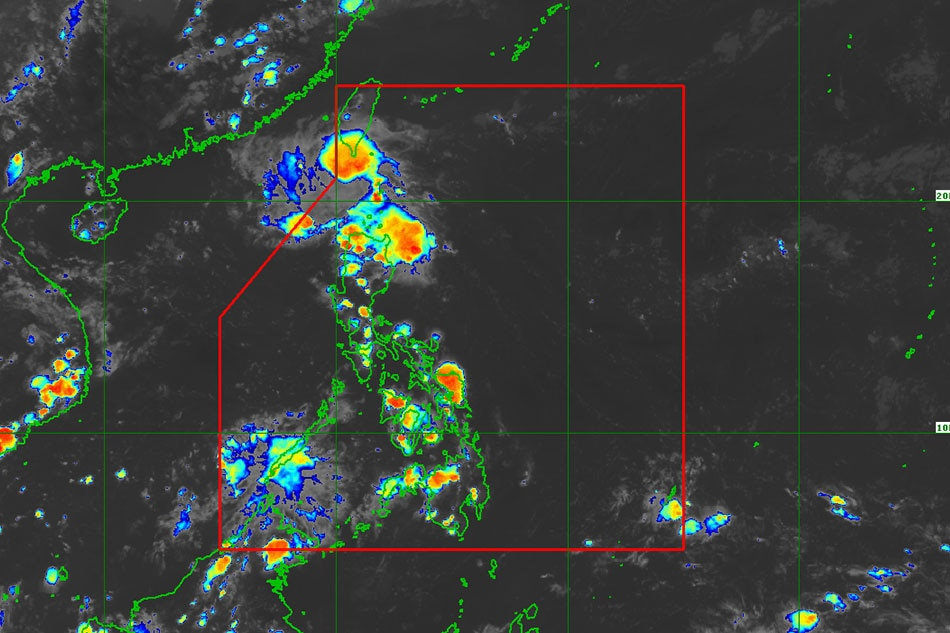 PAGASA: LPA to bring rains in E. Luzon, but unlikely to intensify