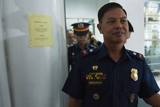Espenido blames 'failure of intelligence' for inclusion in Duterte's 'narco-list'