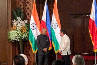 PH, India seek to fight terrorism