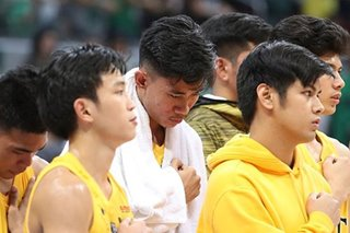 UAAP 82: Rhenz Abando shrugs off rocky week, affirms loyalty to UST