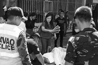 DepEd, iimbestigahan ang pagliyab ng costume ng estudyante sa Davao