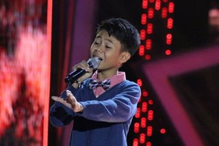 'The Voice Kids 4': Vanjoss clinches spot in grand finals with Sugarfree hit