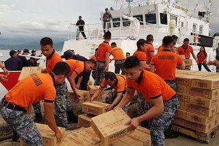 Relief goods mula Central Visayas para sa mga naapektuhan ng lindol, dumating sa CDO