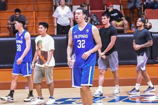 SEA Games: Gilas claims narrow win over Alab in first tune-up