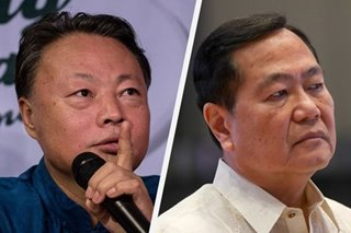 Carpio blasts Order of Sikatuna honors given to Chinese envoy