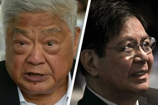 'Not too bold': Lacson recalls teaching Gokongwei how to talk to kidnappers