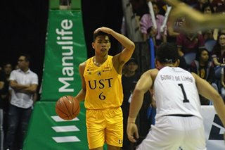 UAAP: No scrimmages were held in Sorsogon bubble, say former UST players