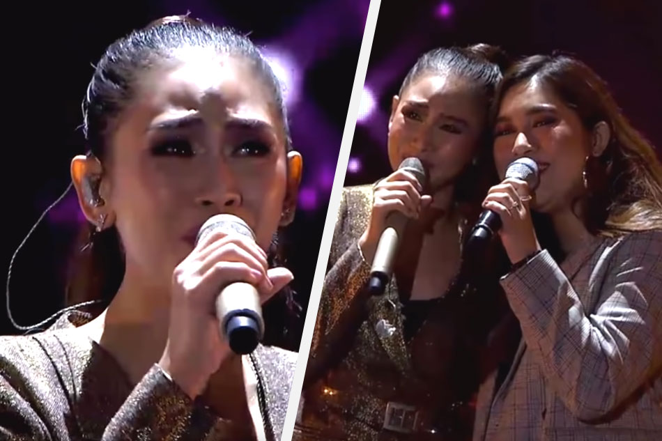 'Nakakaiyak naman': Was Sarah G just engaged in this emotional 'Tagpuan' number?